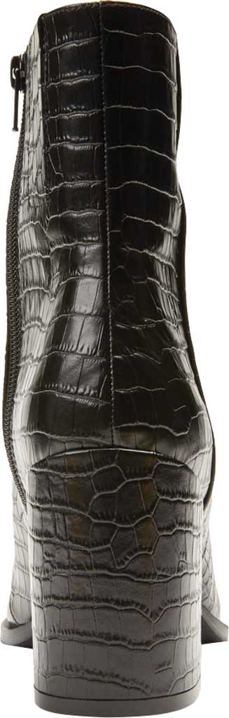Women's Vionic Harper Ankle Bootie, Black Croc Leather, large, image 4