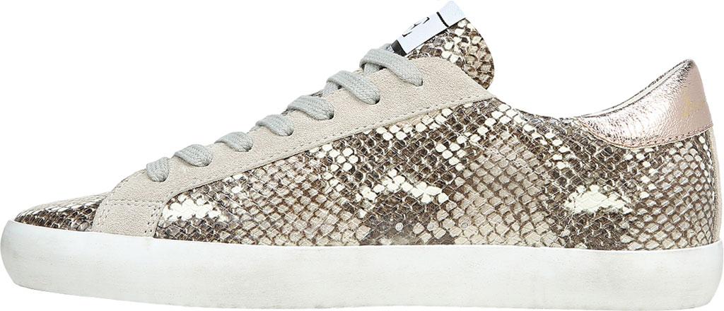 Women's Sam Edelman Areson Sneaker, Truffle Snake Leather, large, image 3
