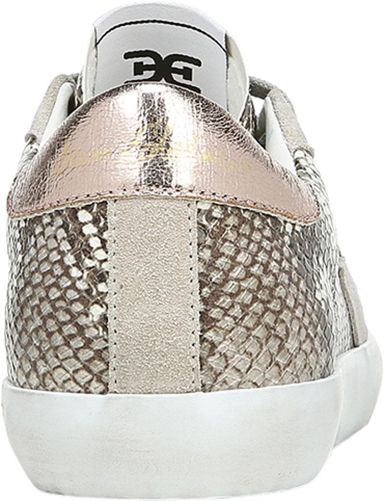 Women's Sam Edelman Areson Sneaker, Truffle Snake Leather, large, image 4
