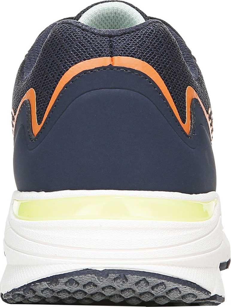 Women's Dr. Scholl's Easy Breezy Sneaker, Navy Mesh, large, image 4