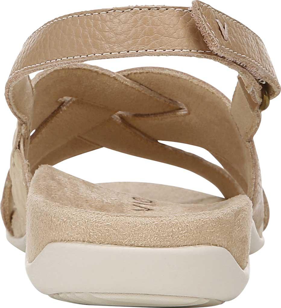 Women's Vionic Eira Strappy Sandal, Cream Tumbled Leather, large, image 4
