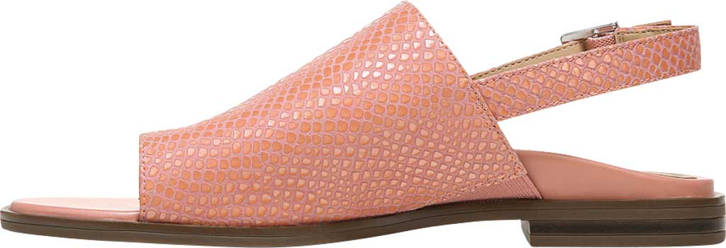 Women's Vionic Ella Toe Loop Sandal, Blooming Dahlia Lizard Print Leather, large, image 3