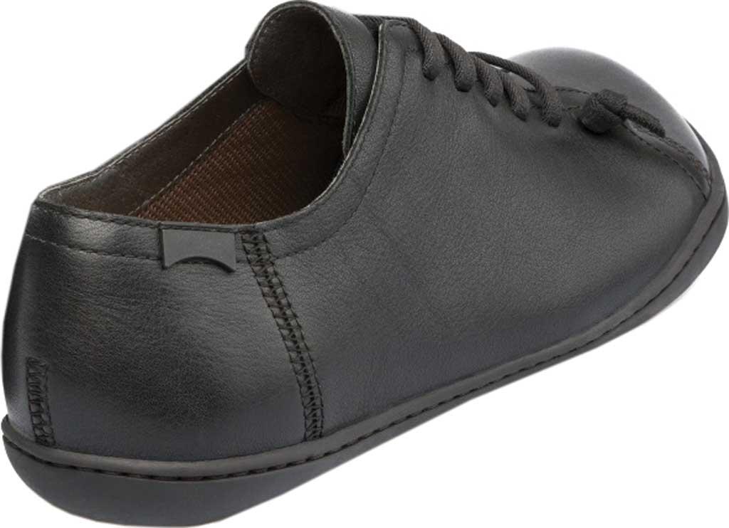 Women's Camper Misia Platform Sandal, Black Supersoft Leather, large, image 3