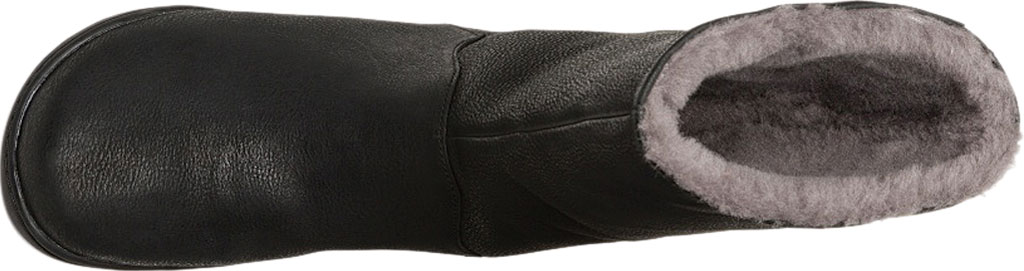 Women's Camper Peu Cami Mid Calf Boot, Black Leather, large, image 4