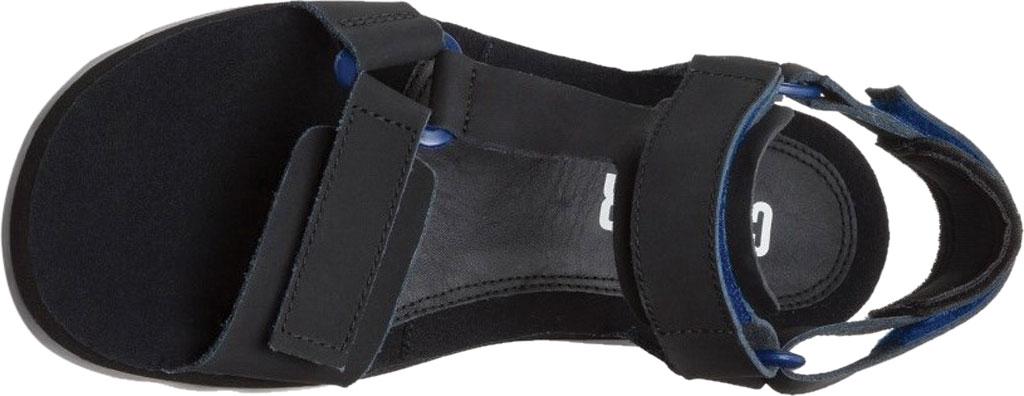 Men's Camper Oruga Sport Sandal, Black/Blue Full Grain Leather, large, image 4