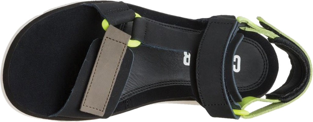 Men's Camper Oruga Sport Sandal, Black/Multi Full Grain Leather, large, image 4