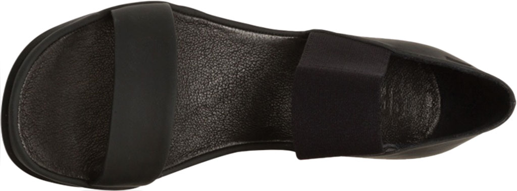 Women's Camper Alright Strappy Sandal, Black/Purple Leather, large, image 3