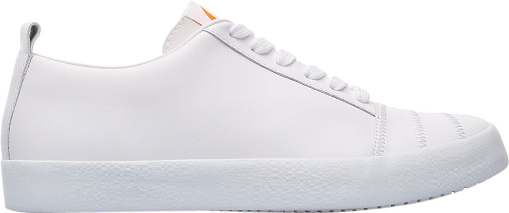 Women's Camper Imar Copa Sneaker, White Natural Leather, large, image 2