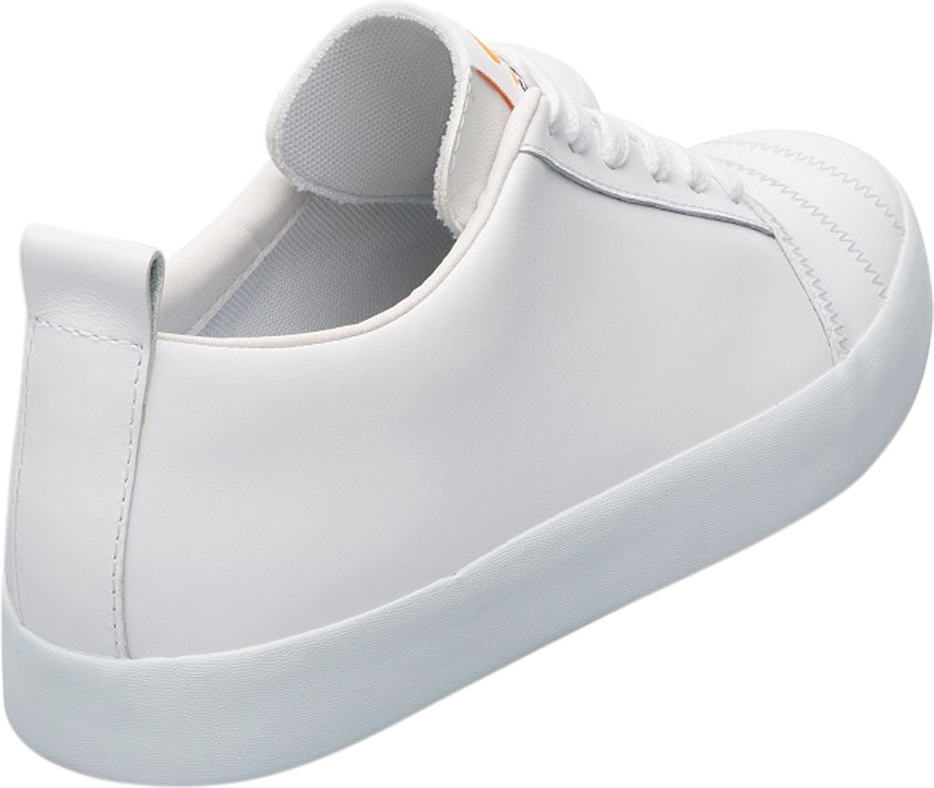 Women's Camper Imar Copa Sneaker, White Natural Leather, large, image 3
