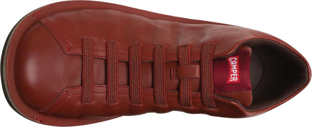 Men's Camper Beetle Ankle Boot, Red Brown Calfskin, large, image 4