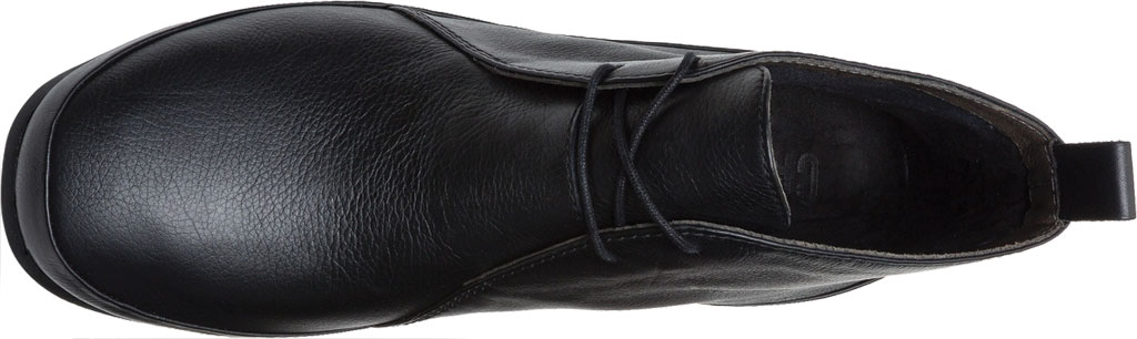 Women's Camper Alright Lace Up Bootie, Black Calfskin, large, image 4