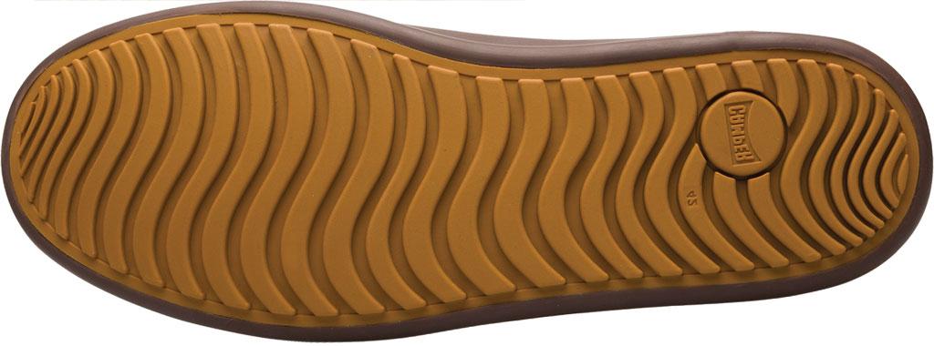 Men's Camper Chasis High Top Sneaker, Brown Calfskin, large, image 5