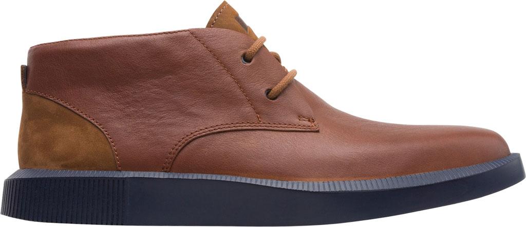 Men's Camper Bill Chukka Boot, Brown Soft Leather/Nubuck, large, image 2