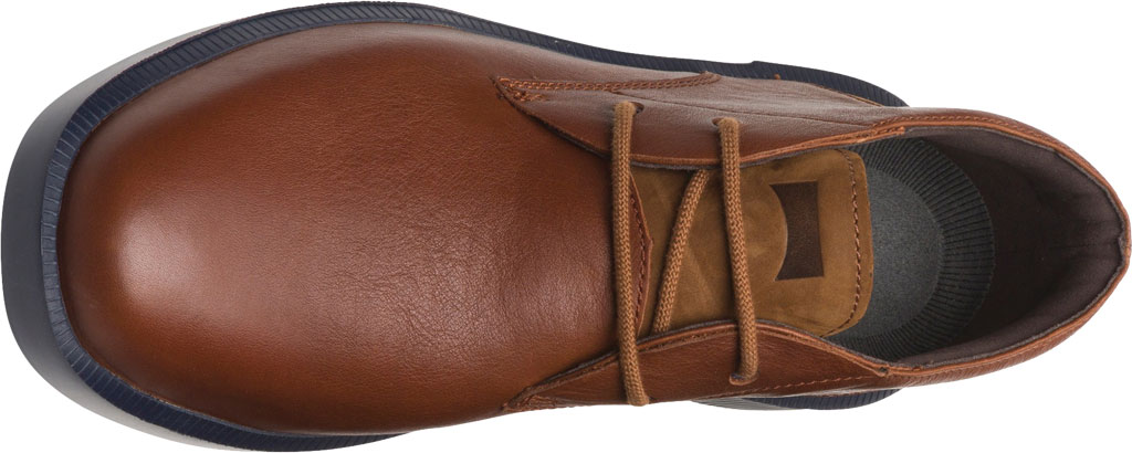 Men's Camper Bill Chukka Boot, Brown Soft Leather/Nubuck, large, image 4