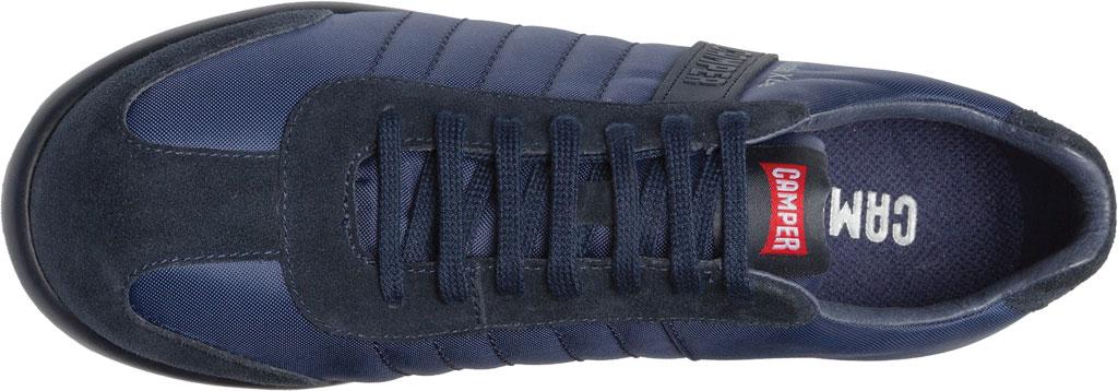 Men's Camper Pelotas XLite Low Top Sneaker, Blue Polyester, large, image 4