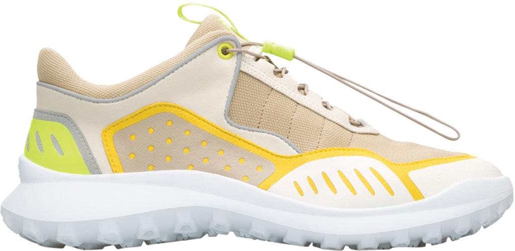 Men's Camper CRCLR GORE-TEX Sneaker, Beige/Multi Polyester/Calfskin, large, image 2