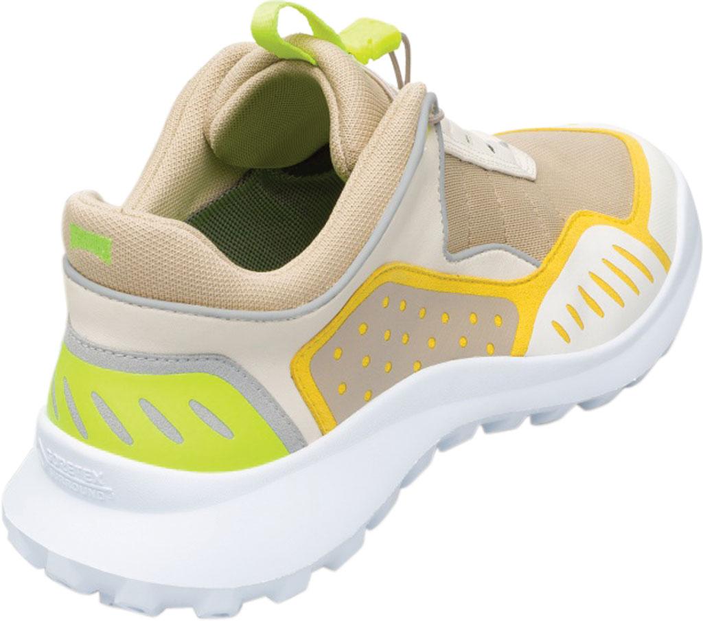 Men's Camper CRCLR GORE-TEX Sneaker, Beige/Multi Polyester/Calfskin, large, image 3