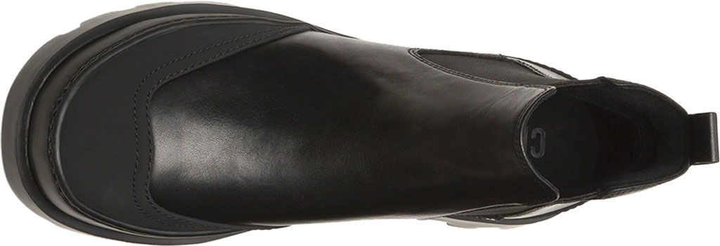 Women's Camper Brutus Chelsea Boot, Black Calfskin, large, image 4