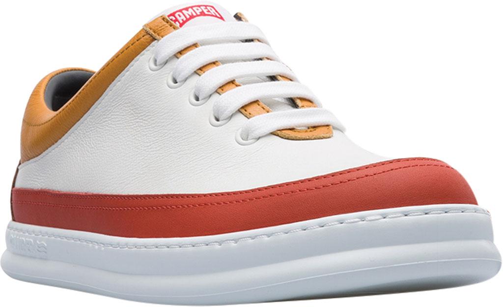 Men's Camper Twins Leather Sneaker, Multicolor Calfskin, large, image 1