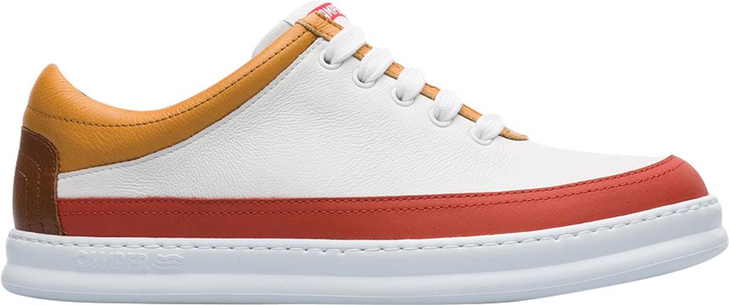 Men's Camper Twins Leather Sneaker, Multicolor Calfskin, large, image 2