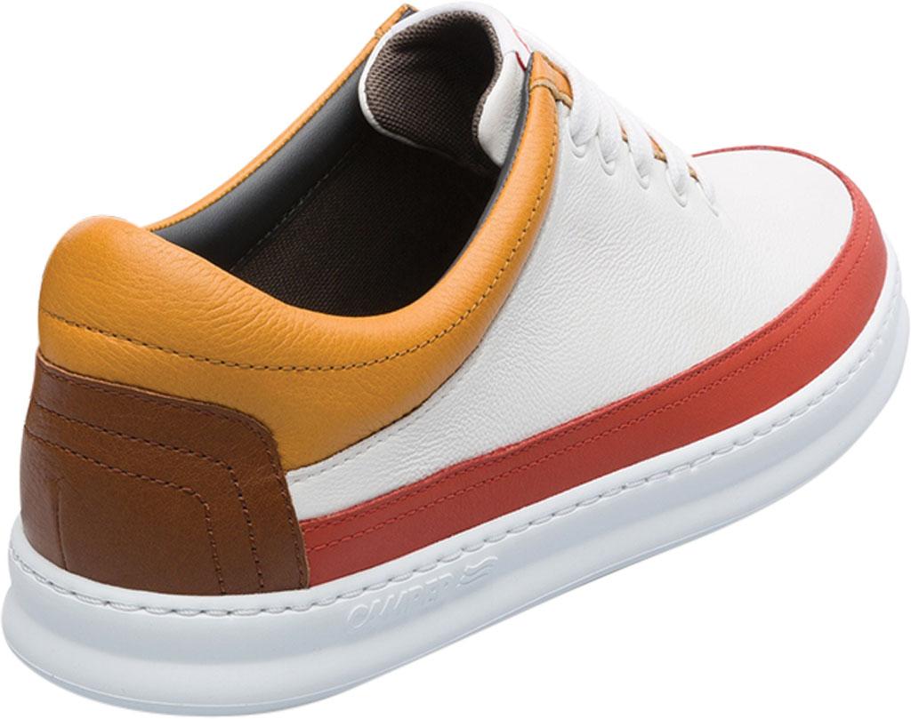 Men's Camper Twins Leather Sneaker, Multicolor Calfskin, large, image 4