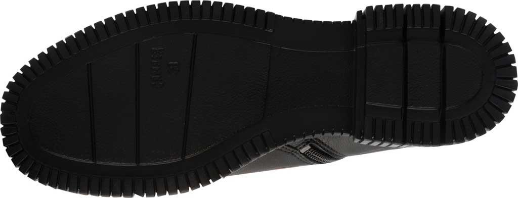 Women's Camper Pix Combat Boot, Black Calfskin, large, image 5