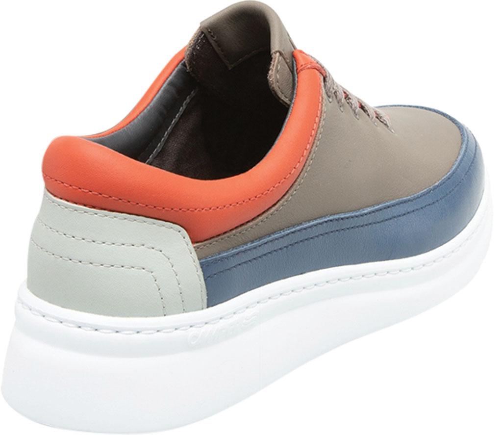 Women's Camper Twins Color Block Sneaker, Grey/Multicolor Calfskin, large, image 4