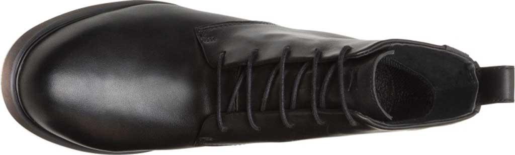 Women's Camper Iman Waterproof Combat Bootie, Black Full Grain Leather, large, image 4