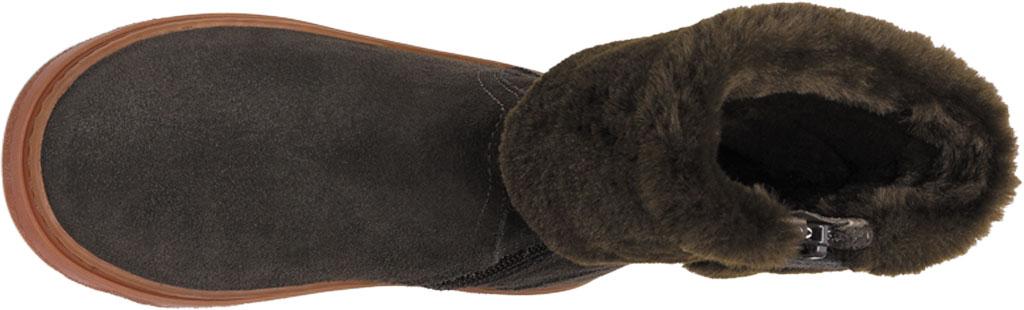Girls' Camper Kido Cuffed Mid Calf Boot - Little Kid, Multicolor Nubuck/Fabric, large, image 4