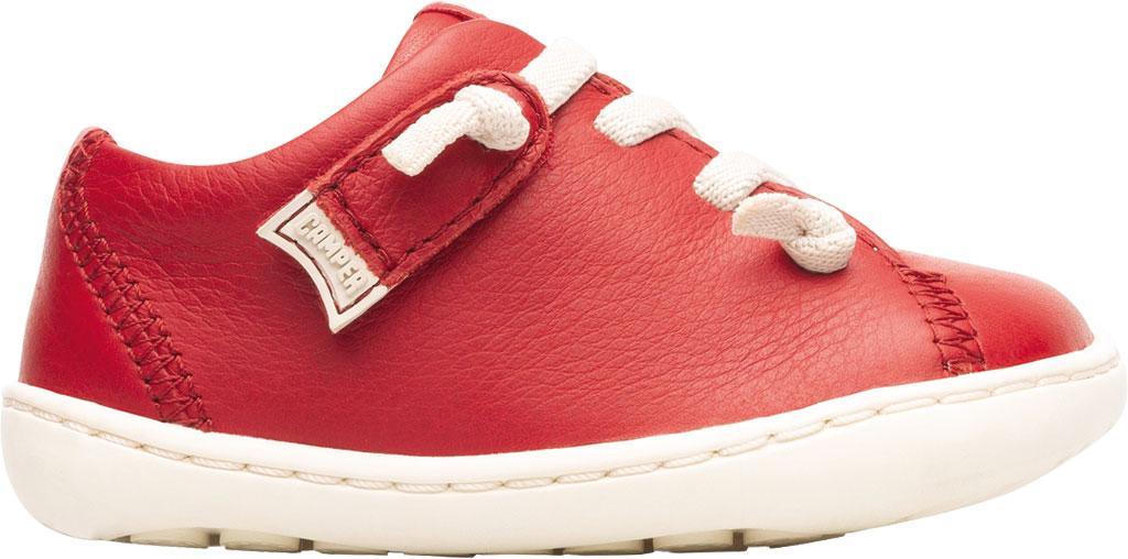 Infant Boys' Camper Peu Sneaker - First Walker, Red Calf Full Grain Leather, large, image 2