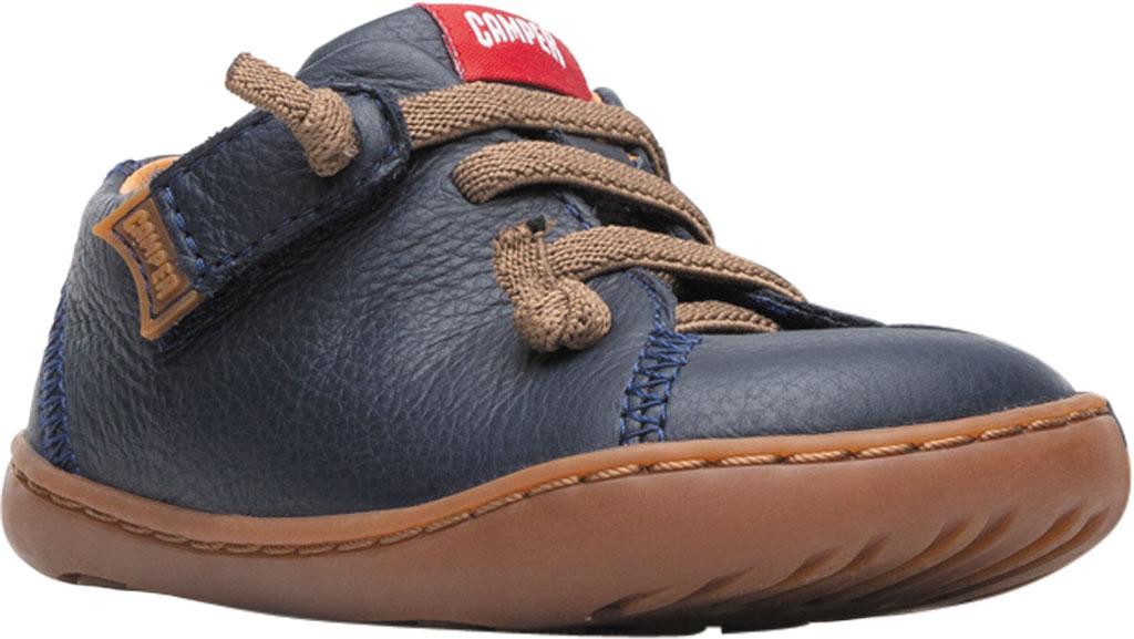 Infant Boys' Camper Peu Sneaker - First Walker, Blue Calf Full Grain Leather, large, image 1