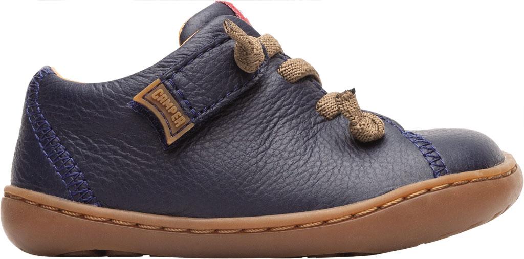 Infant Boys' Camper Peu Sneaker - First Walker, Blue Calf Full Grain Leather, large, image 2