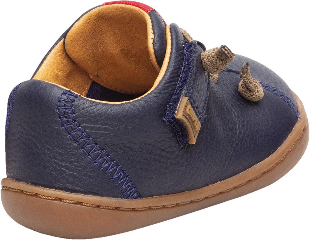 Infant Boys' Camper Peu Sneaker - First Walker, Blue Calf Full Grain Leather, large, image 3