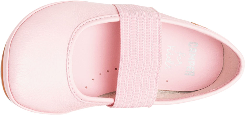 Girls' Camper Right Mary Jane - Little Kid, Pink Calf Full Grain Leather, large, image 4
