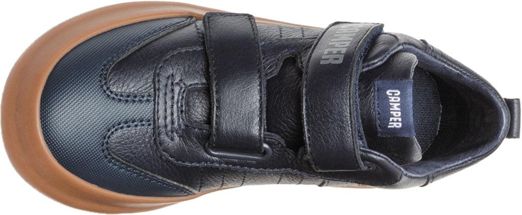 Boys' Camper Pursuit Sneaker - Little Kid, Blue Calf Full Grain Leather/Fabric, large, image 4