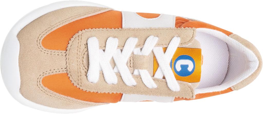 Girls' Camper Driftie Sneaker - Little Kid, Multicolor Nubuck/Recycled PET Fabric, large, image 4