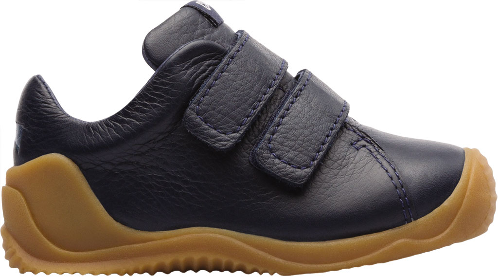 Infant Boys' Camper Dadda Two Strap Sneaker - First Walker, Blue Calf Full Grain Leather, large, image 2