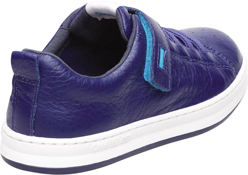 Boys' Camper Runner Sneaker - Little Kid, Blue Calf Full Grain Leather, large, image 3