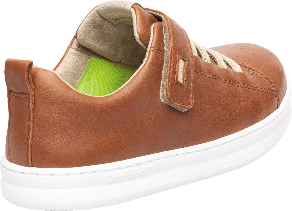 Boys' Camper Runner Sneaker - Little Kid, Brown Calf Full Grain Leather, large, image 3