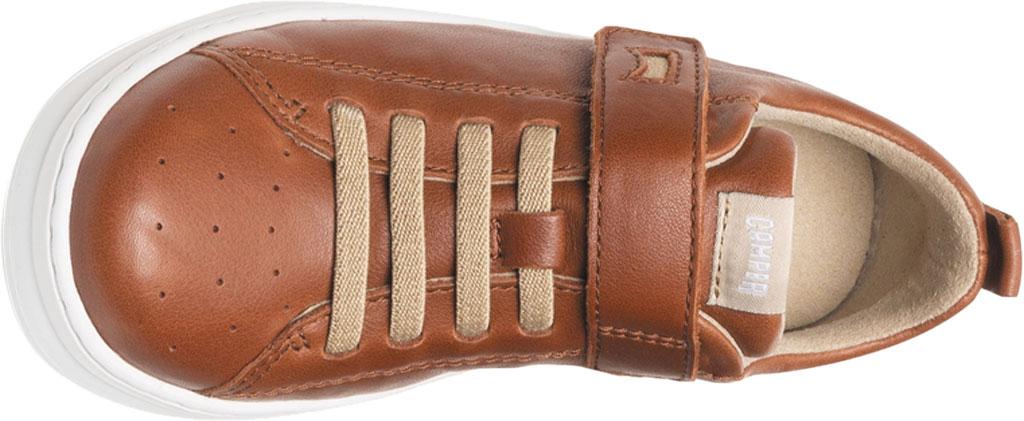 Boys' Camper Runner Sneaker - Little Kid, Brown Calf Full Grain Leather, large, image 4