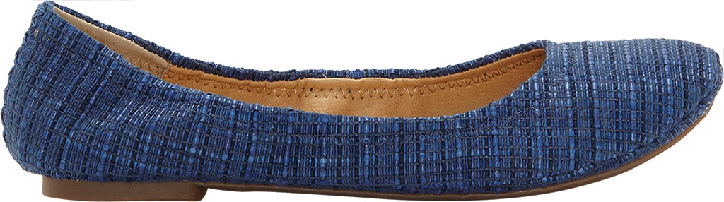 Women's Lucky Brand Emmie Flat, Limoges Pala Woven Fabric, large, image 2