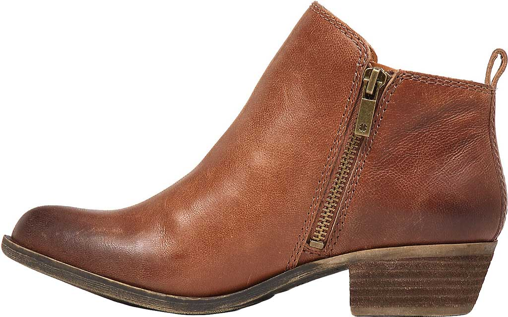 Women's Lucky Brand Basel Bootie, , large, image 3