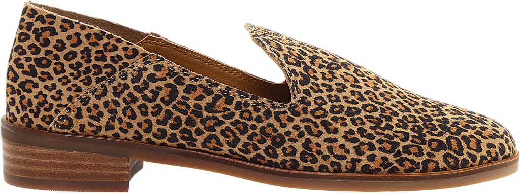 Women's Lucky Brand Cahill Loafer, Eyelash Sophia Leopard Leather, large, image 2