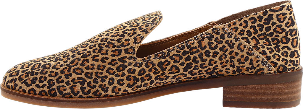 Women's Lucky Brand Cahill Loafer, Eyelash Sophia Leopard Leather, large, image 3