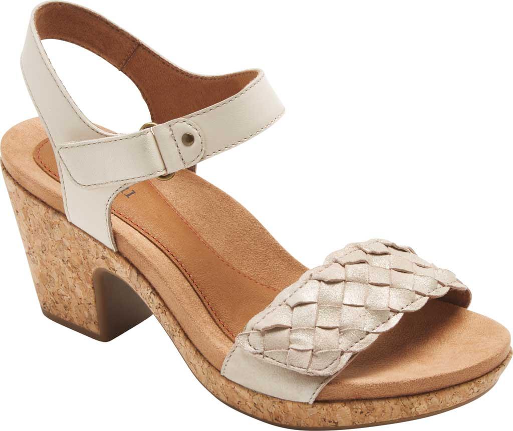 Women's Rockport Cobb Hill Alleah 2 Piece Heeled Sandal, , large, image 1