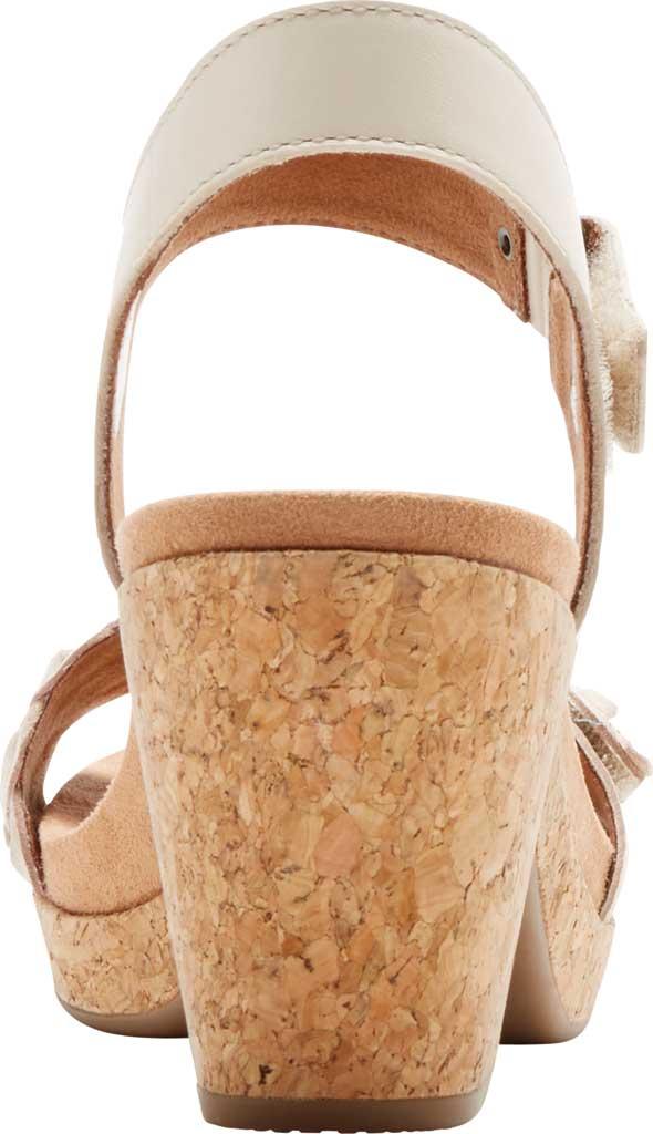 Women's Rockport Cobb Hill Alleah 2 Piece Heeled Sandal, , large, image 4