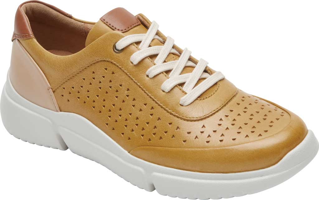 Women's Rockport Cobb Hill Juna Perf Lace Up Sneaker, , large, image 1