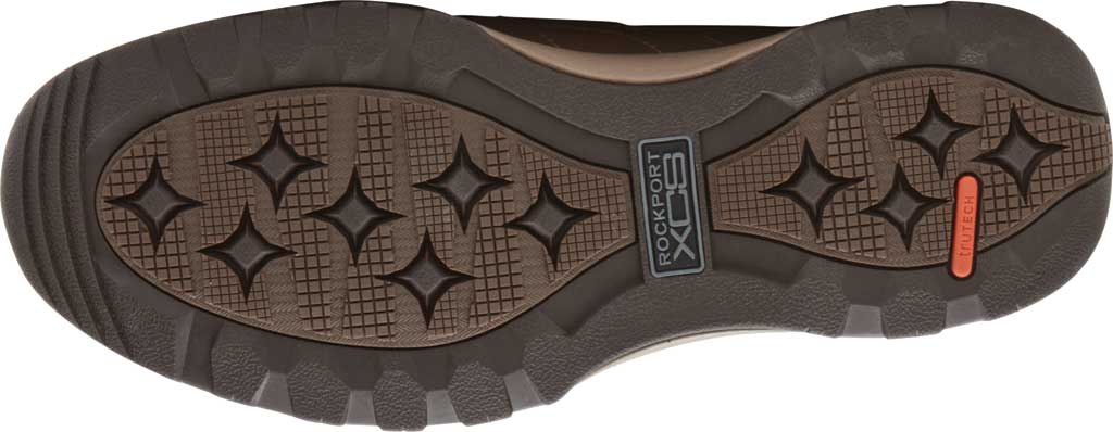 Men's Rockport XCS Riggs Lace Up Shoe, Tan PU/Mesh, large, image 6
