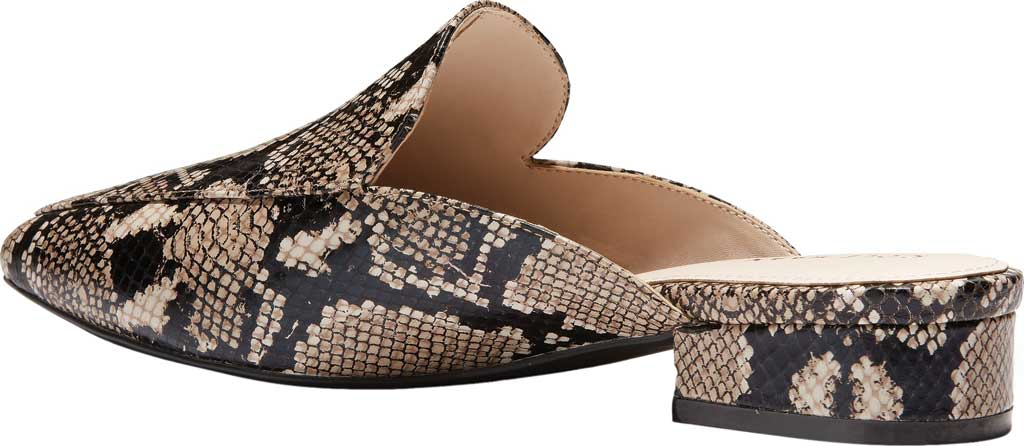 Women's Cole Haan Piper Mule, Amphora Exotic Snake Leather, large, image 3