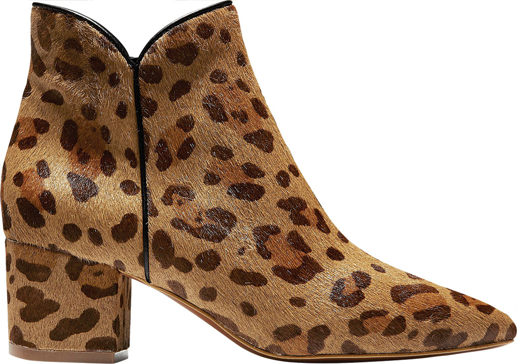 Women's Cole Haan Elyse Ankle Bootie, Toasted Coconut Leather Combo/Ocelot, large, image 2